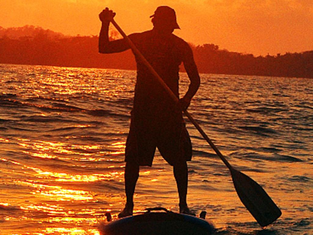 Arenal Lake Stand Up Paddle