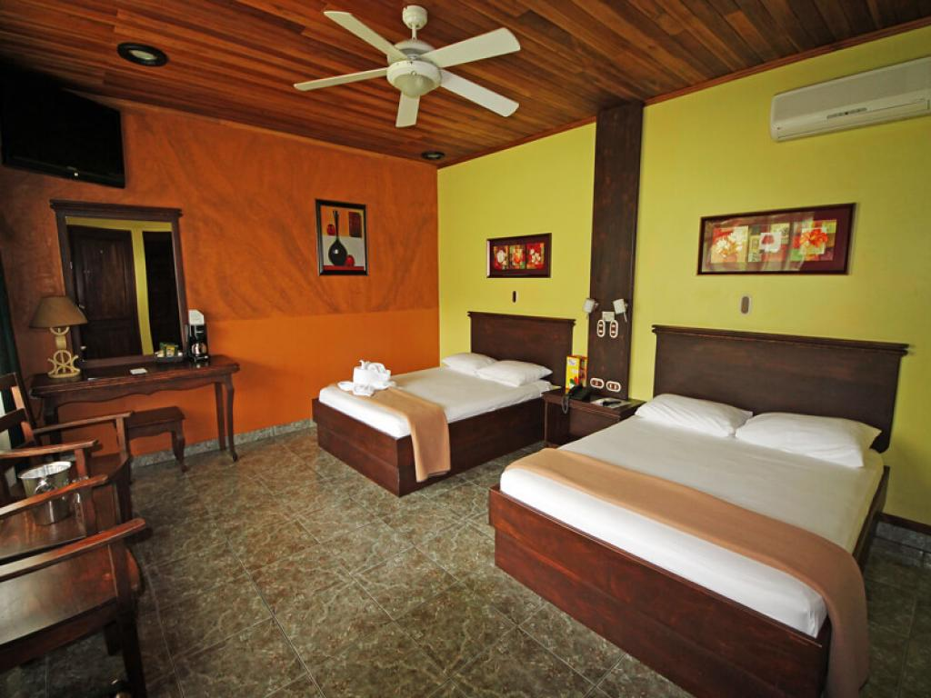 Volcano Lodge Superior Rooms