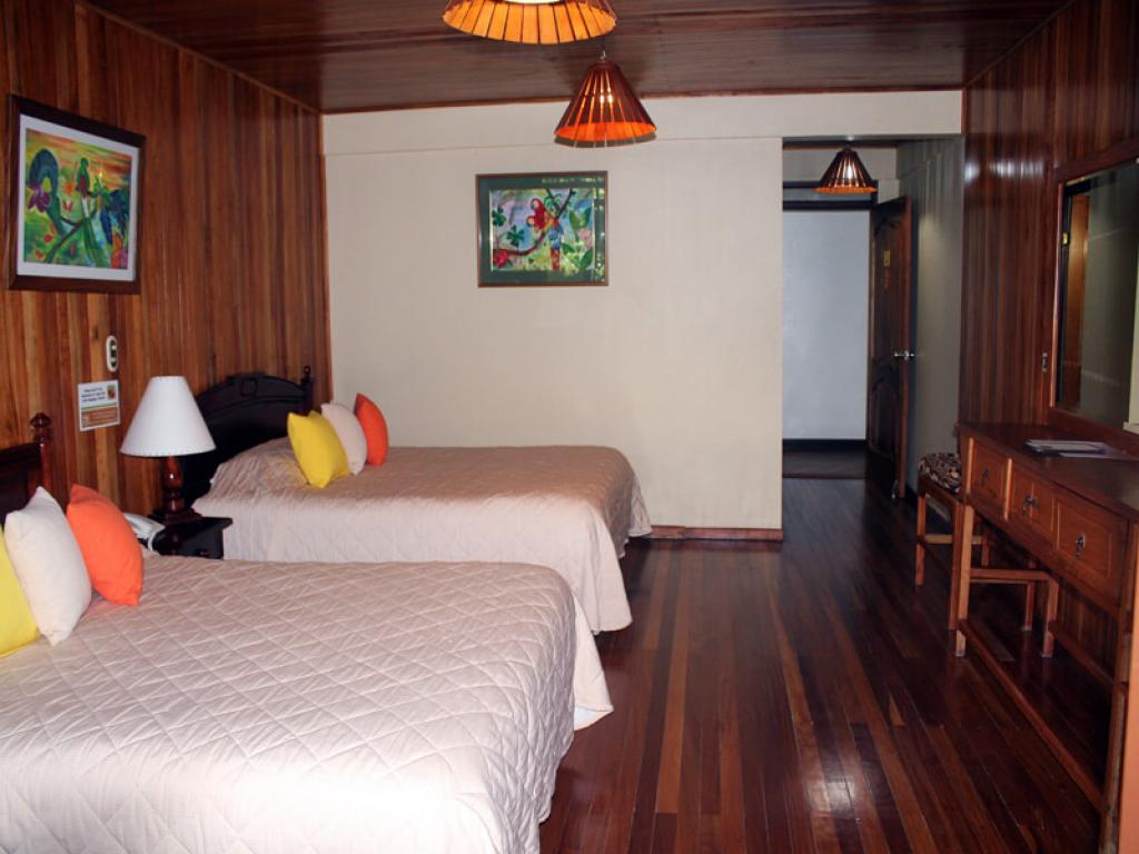Trapp Family Monteverde Mountain Suites