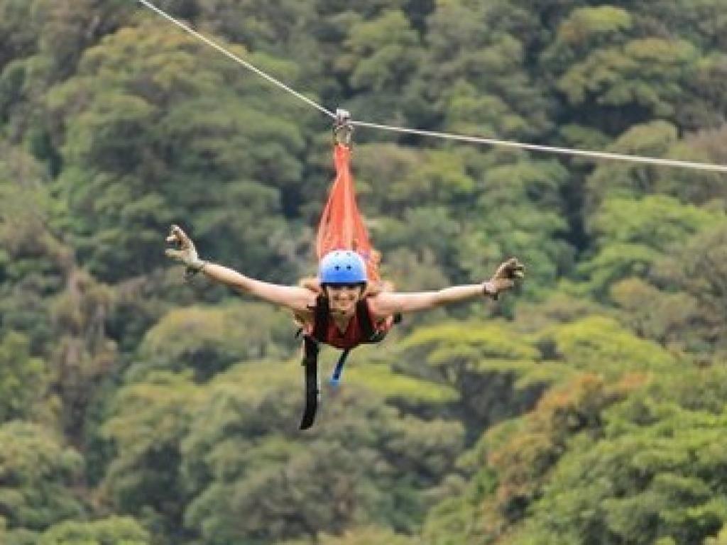Superman Selvatura Monteverde