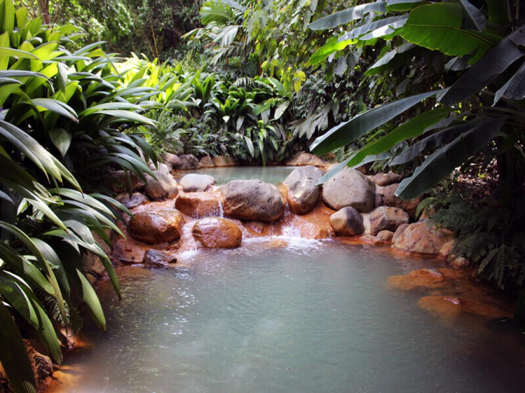 The Springs Hot Springs Arenal Volcano