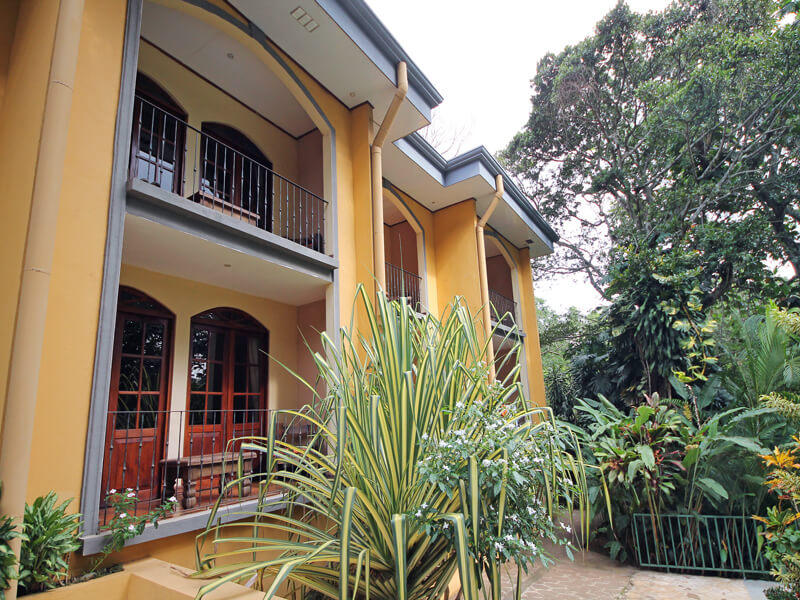 Nice Place to Stay Trapp Family Country Inn San Jose Costa Rica