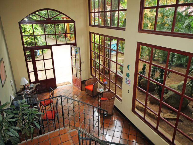 Hotel Trapp Family Country Inn San Jose Costa Rica