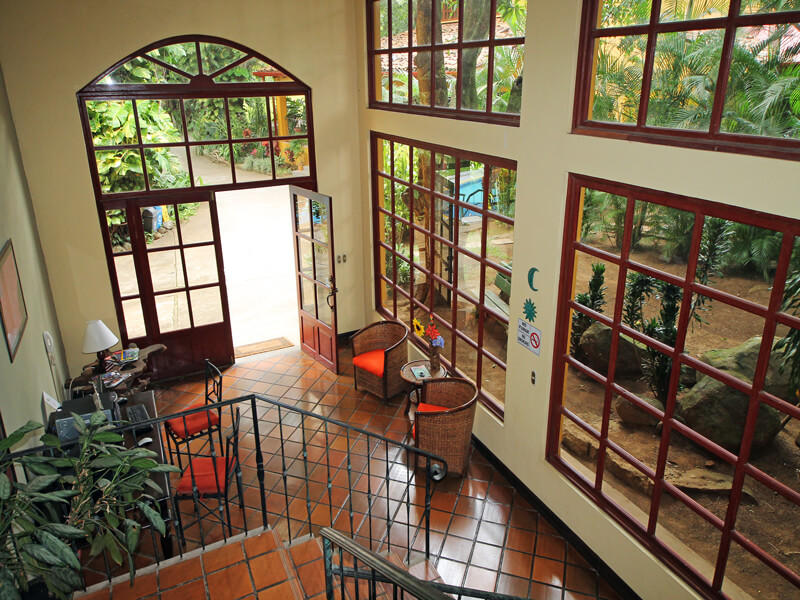 Hotel Trapp Family Country Inn San Jose Costa Rica