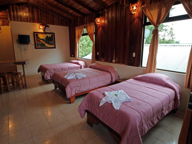 Upstairs Cabin Monteverde Villa Lodge