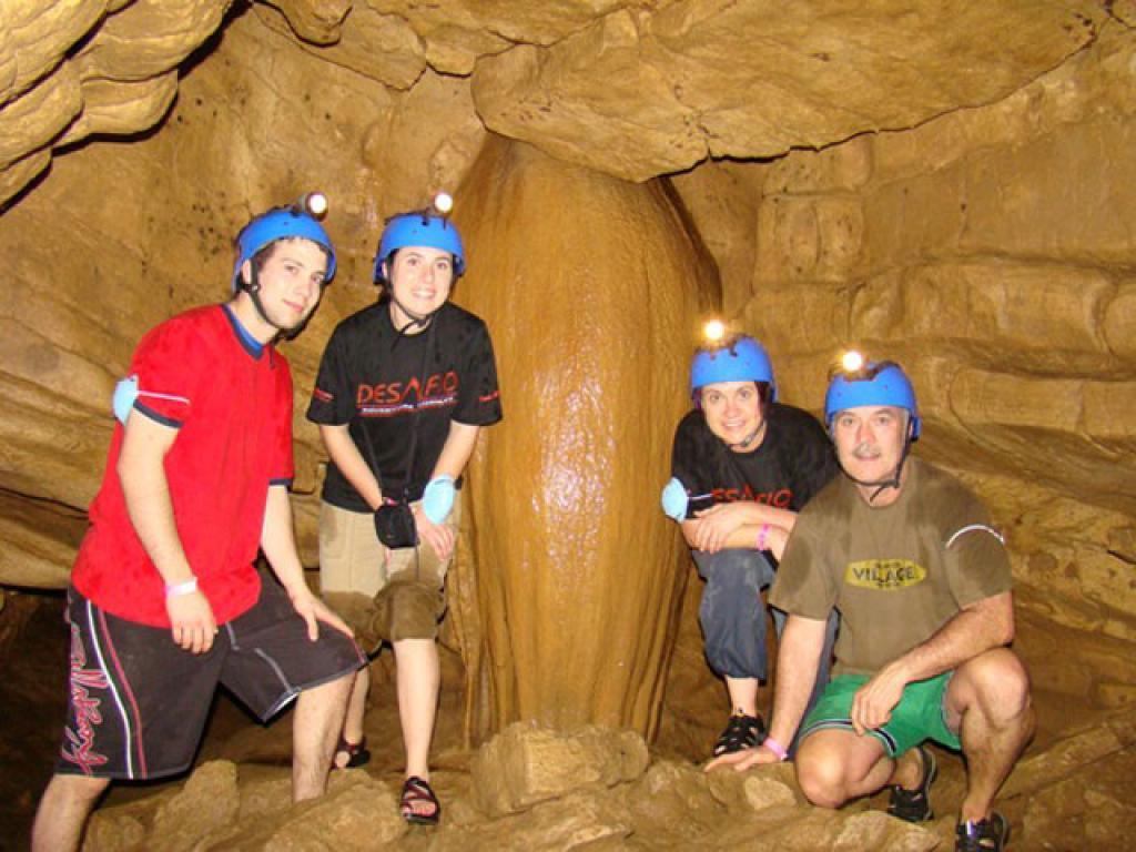 Venado Caves