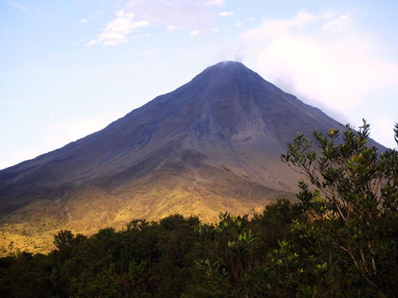 Beautiful Arenal Volcano