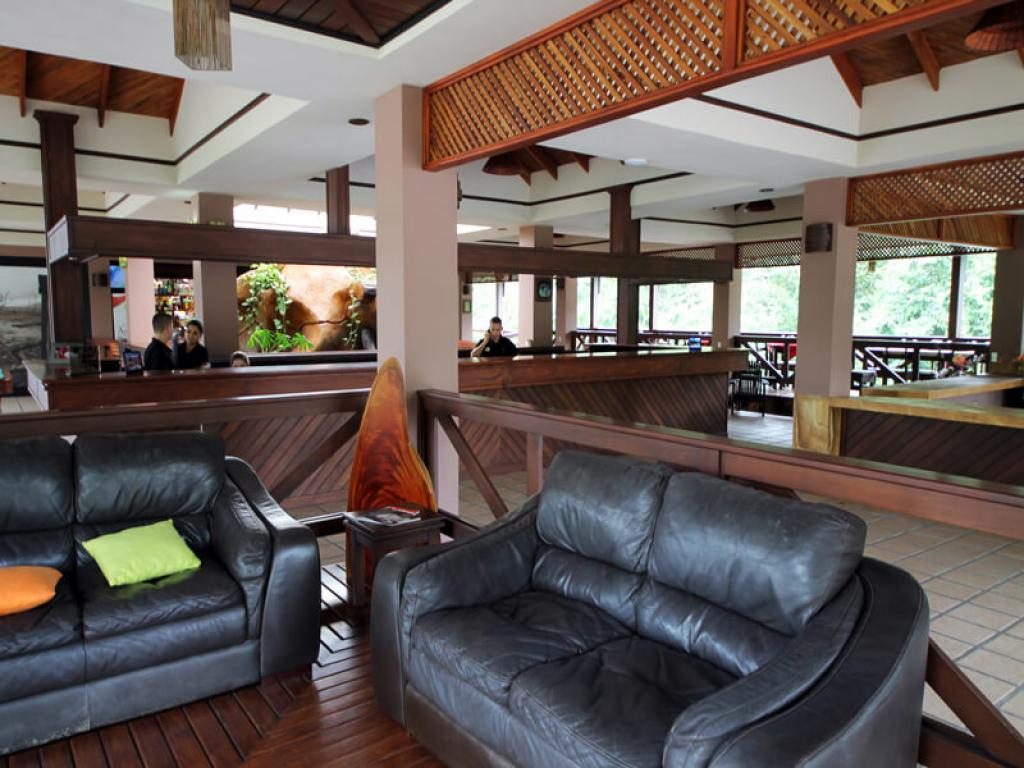 Costa Rica Volcano Lodge