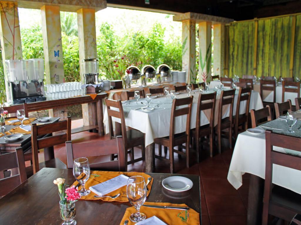 Volcano Lodge Restaurant