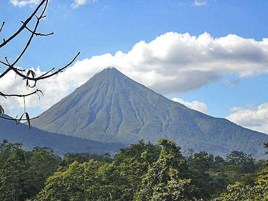 Arenal Vista Canopy Volcano View