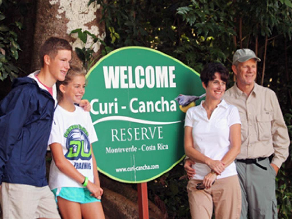 Curi Cancha Monteverde - Welcome
