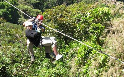 Skytrek Monteverde Canopy Tour Guide