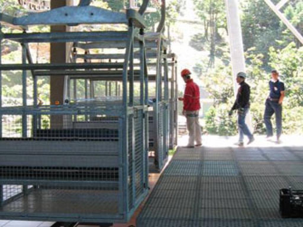 Skytrek Tour Monteverde Ziplines