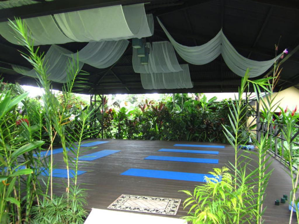 Arenal Springs Resort Yoga