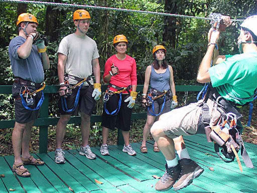 Arenal Vista Parque Ziplining